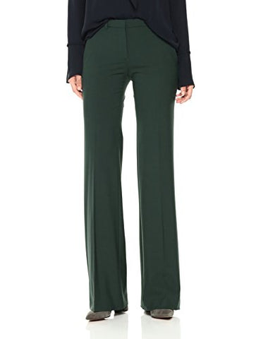 Theory Women's Demitria 2 Pant, Dark Billiard, 10