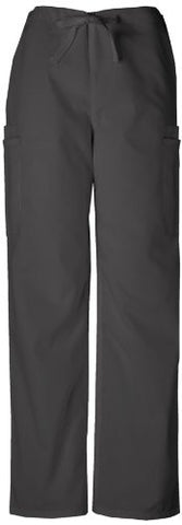 Workwear Men's Drawstring Cargo Pant | Pewter Size S