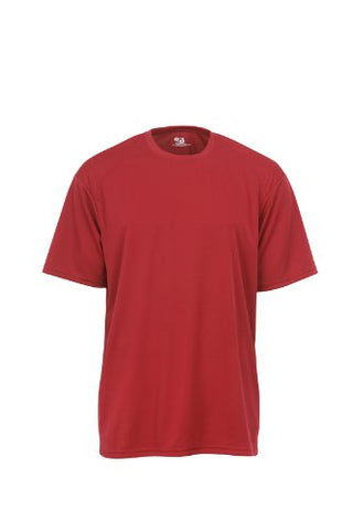 Badger Sportswear Adult B-Core Tee, Cardinal, X-Large