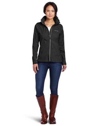 Columbia Women's Switchback II Jacket, Black, L