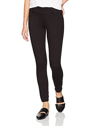 Daily Ritual Women's Skinny Stretch Jegging, Black, M, Regular