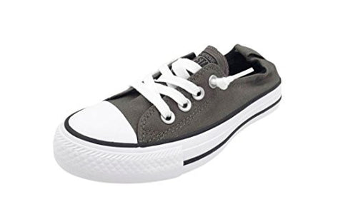 Converse Womens Chuck Taylor Shoreline Sneaker (Medium / 7 B(M) US, Charcoal / Black)