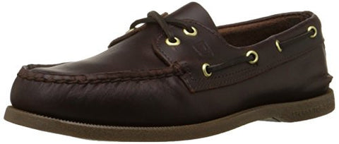 Sperry Top-Sider Men's Authentic Original Boat Shoe,Amaretto,9 W US
