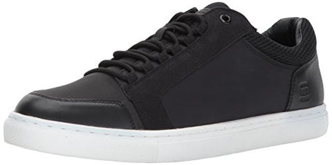 G-Star Raw Men's Zlov Cargo Sneaker, Black, 43 Regular EU (10 US)