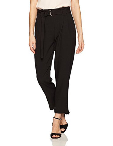 Catherine Catherine Malandrino Women's Arturo Pants, Black Beauty, 14