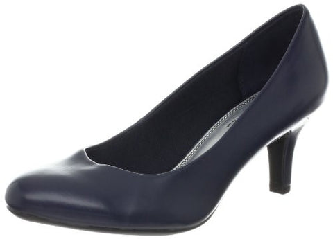 LifeStride Women's Parigi Dress Pump, Cruise Navy, 7.5 M US