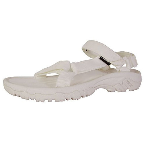 Teva Mens Hurricane XLT Athletic Sandal Shoes, Bright White, US 10