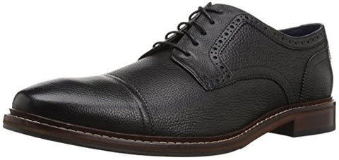 Cole Haan Men's Benton Welt Cap Toe II Oxford, Black, 13 Medium US
