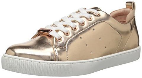 Aldo Women's Merane-n Fashion Sneaker, Metallic Miscellaneous, 8 B US