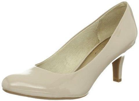 LifeStride Women's Parigi Dress Pump, Tender Taupe Glory, 9 M US