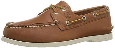 Sperry Top-Sider Men's A/O 2 Eye Boat Shoe,Tan,10 M US