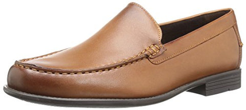 Cole Haan Men's Dustin Venetian II Loafer, British Tan, 8.5 Medium US