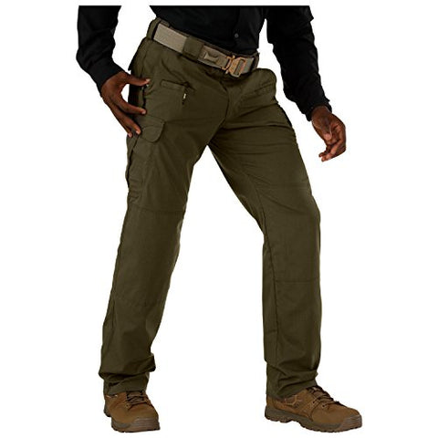 5.11 Tactical Stryke Pant With Flex-Tac TM,48W-UnHem,Tundra