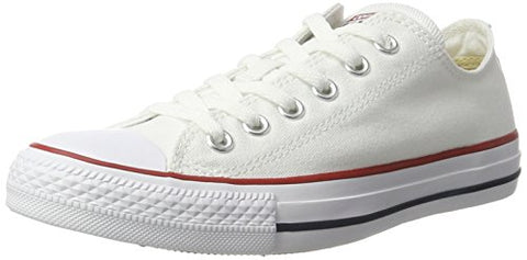 All Star Chuck Taylor Lo Top Mens Sneakers (8 D(M) US, Optical White)