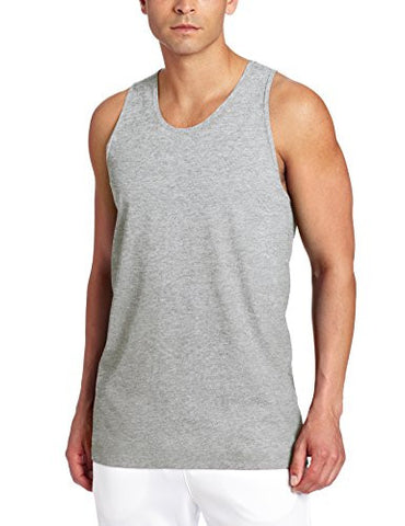 Russell Athletic Men's Basic Cotton Tank Top, Oxford, X-Large