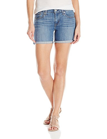 Levi's Women's Mid Length Short, Mariposa Road, 30 (US 10)