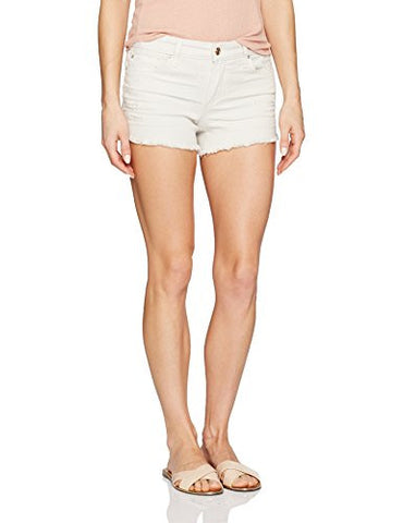 "Joe's Jeans Women's 4"" Cut Off Jean Short, Felisha, 25"