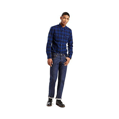 Levi's 00501 Men's 501 Original Fit Jean, Rinse 37461 - 36x28