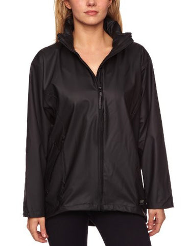Helly Hansen Women's Voss Jacket, Black, Large