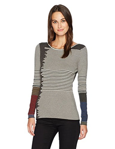 NIC+ZOE Women's Metro Top, Multi, XS