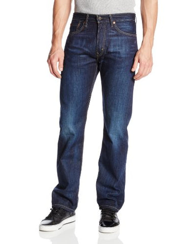 Levi's Men's 505 Regular Fit Jean, Shoestring, 36Wx32L