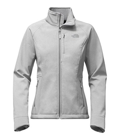 The North Face Women's Apex Bionic 2 Jacket - TNF Light Grey Heather/Mid Grey - M