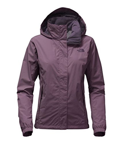 The North Face Women's Resolve 2 Jacket - Black Plum - L
