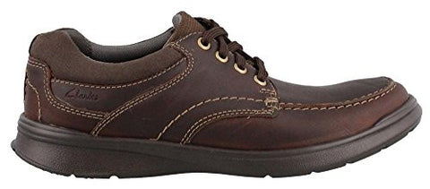 Clarks Men's Cotrell Edge Oxford, Brown Oily, 10 W US