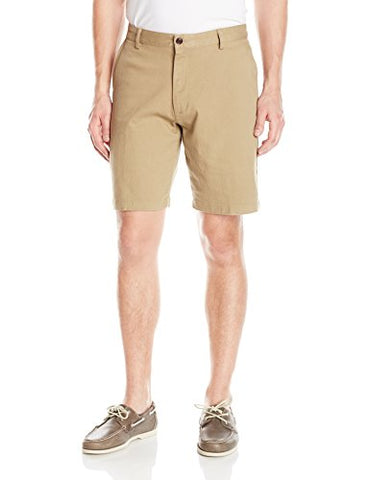 Dockers Men's Classic Fit Perfect Short D3, New British Khaki/Stretch, 34W
