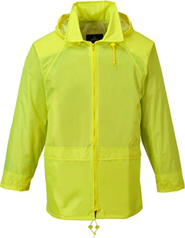 Portwest S440 XL Yellow Classic Rain Jacket