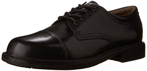 Dockers Men's Gordon Cap Toe Oxford,Black,13 M US