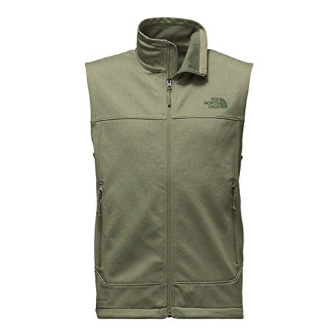 The North Face Men's Canyonwall Vest Shady Blue Heather/Shady Blue Heather L