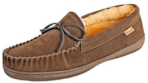 Tamarac by Slippers International 7161 Men's Camper Moccasin (15 D(M) US, Moss)