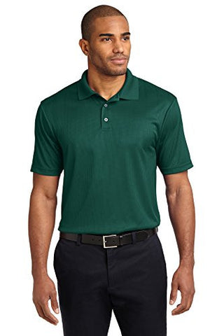 Port Authority Performance Fine Jacquard Polo. K528 Green Glen