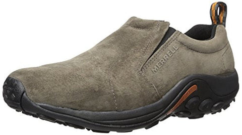 Merrell Men's Jungle Moc Gunsmoke Leather Sneaker 13 W