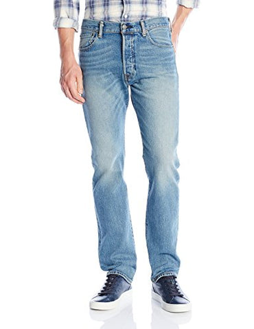 Levi's Men's 501 Original Fit Jean, the Ben/Stretch, 29Wx30L