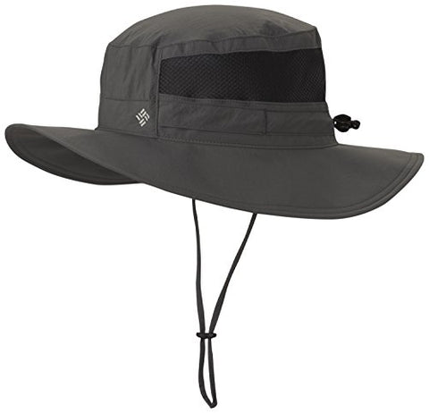 Columbia Men's Bora Bora Booney II Sun Hat, Grill, One Size