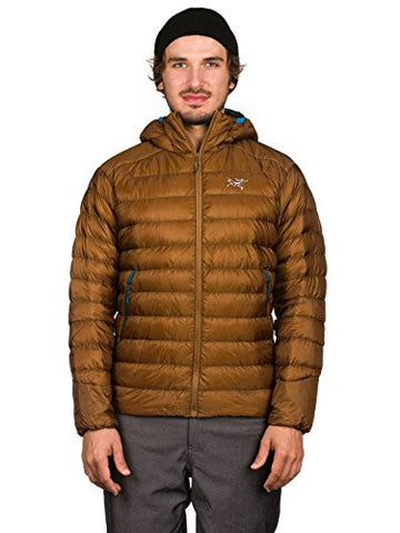 Arc'teryx Cerium LT Hoody - Men's Bourbon Small