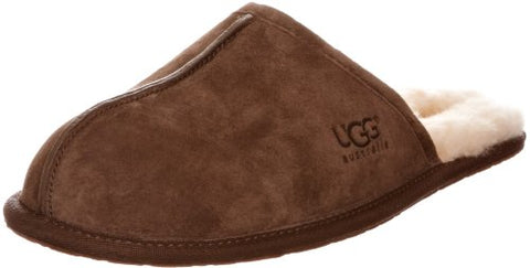 UGG Men's Scuff Slipper, Espresso, 14 M US