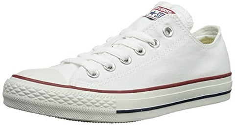 Converse All Star Chuck Taylor Optical White Lo Top White 10 B(M) US Women / 8 D(M) US
