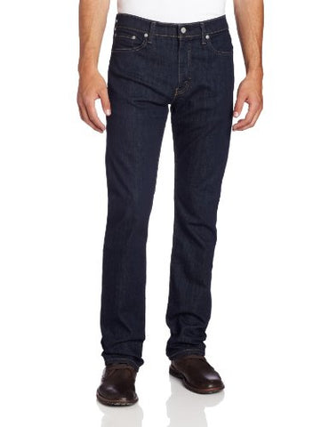 Levi's Men's 513 Stretch Slim Straight Jean, Bastion, 33x30