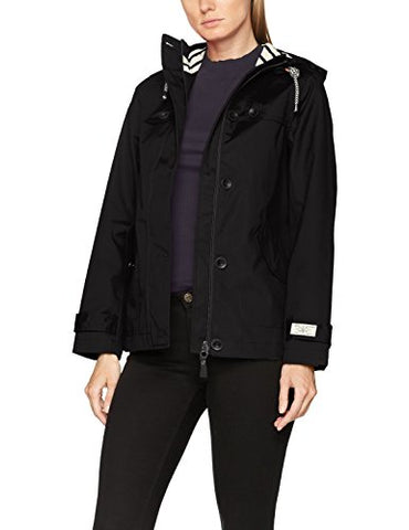 Joules Women's Coast, Black, 8