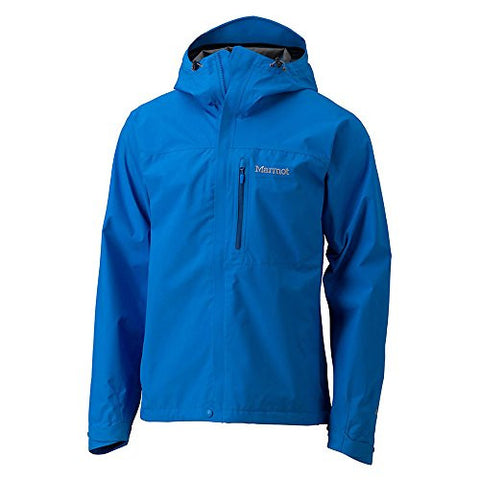 Marmot Men's Minimalist Jacket Ceylon Blue L none