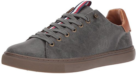 Tommy Hilfiger Men's Marks Sneaker, Grey, 9.5 Medium US