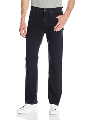 Levi's Men's 505 Regular Fit Jean, Hunters Moon-Stretch, 32Wx32L