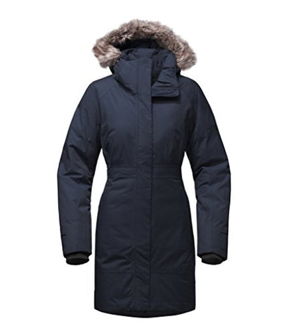 The North Face Women's Arctic Parka II - Urban Navy - S