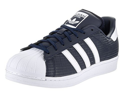 adidas Originals Men's Superstar, Conavy,Ftwwht,Conavy, 10 Medium US