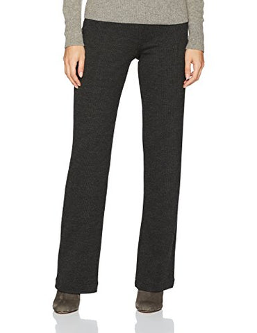 Lyssé Women's Smith Wide Leg Ponte Pant, Tweed, XL