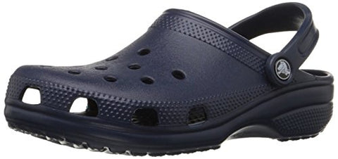 Crocs Classic (Formerly Cayman) Unisex Footwear, Size: 5 D(M) US Mens / 7 B(M) US Womens, Color: Navy