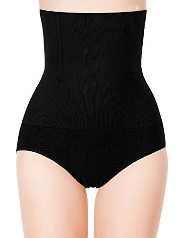 Womens High Waist C-Section Recovery Slimming Underwear Tummy Control Panties